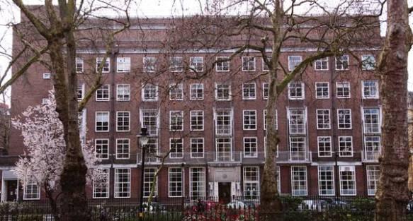 The Warburg Institute, London