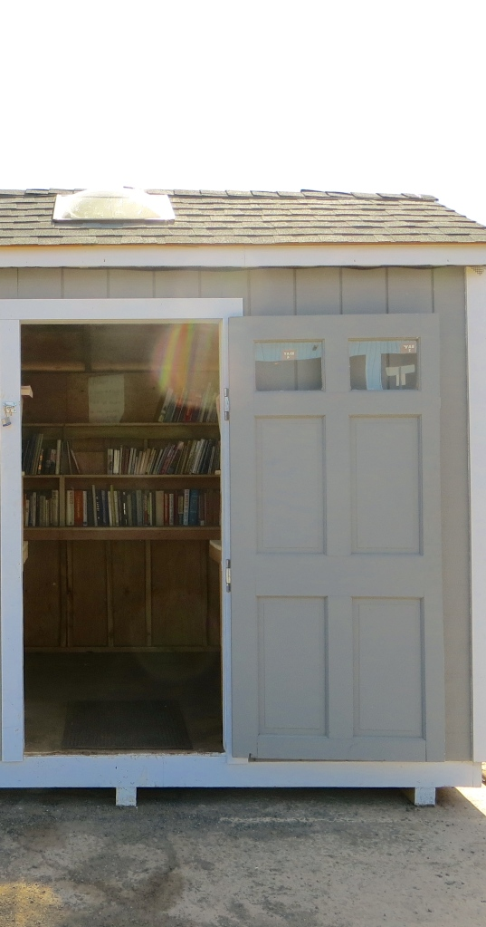 the book shed